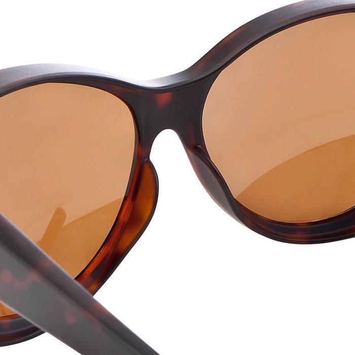 Sur-lunettes COVER 500 W marron verres polarisants catégorie 3 - 3914