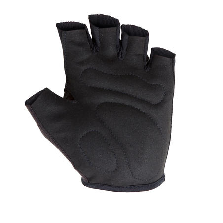 bike gloves 100 black