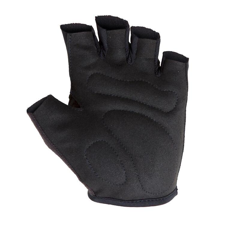 Kids' Cycling Gloves 300 - Black