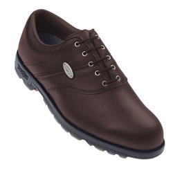 Golfschoenen Softjoy voor heren bruin