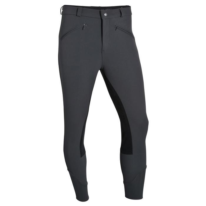 Pantalon fond de peau équitation homme BR780 fullseat - 392463