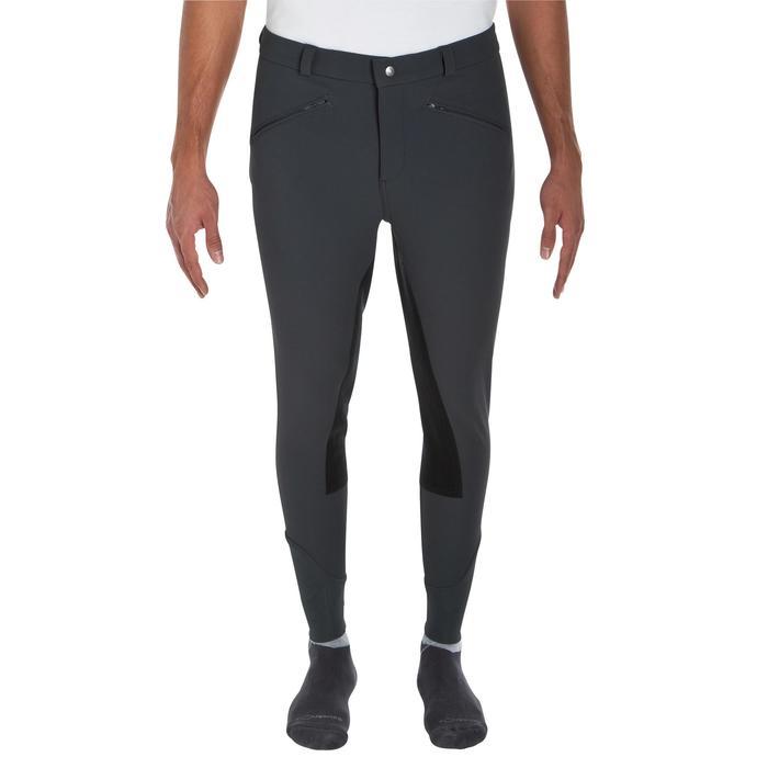 Pantalon fond de peau équitation homme BR780 fullseat - 392464
