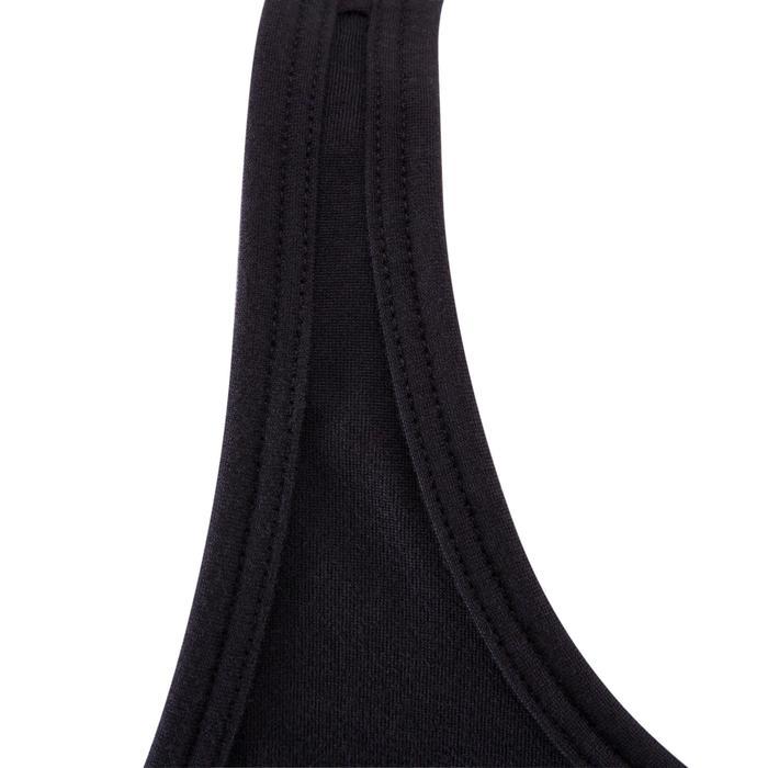 Gymtop S500 voor meisjes My Little Top zwart