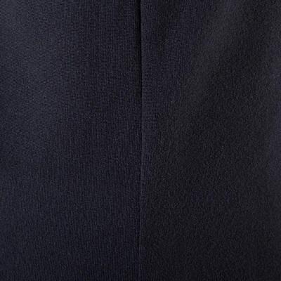 Camiseta manga sisa S500 gimnasia niña negro My Little Top
