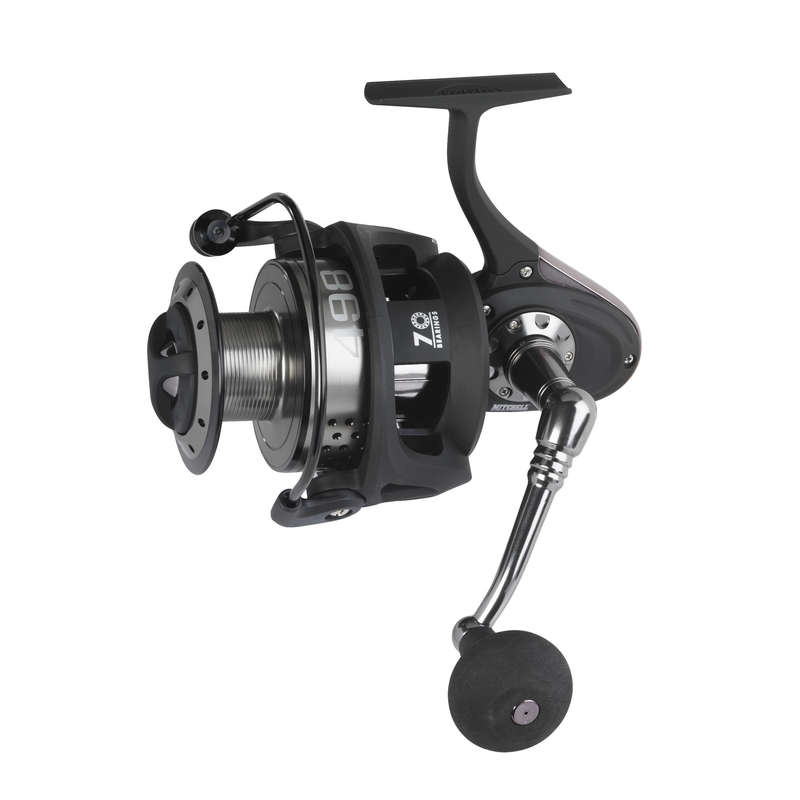 HEAVY REELS Fishing - Mitchell 398 MITCHELL - Fishing Equipment and Tackle