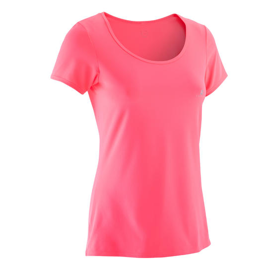 Fitness T-shirt Energy voor dames - 393254