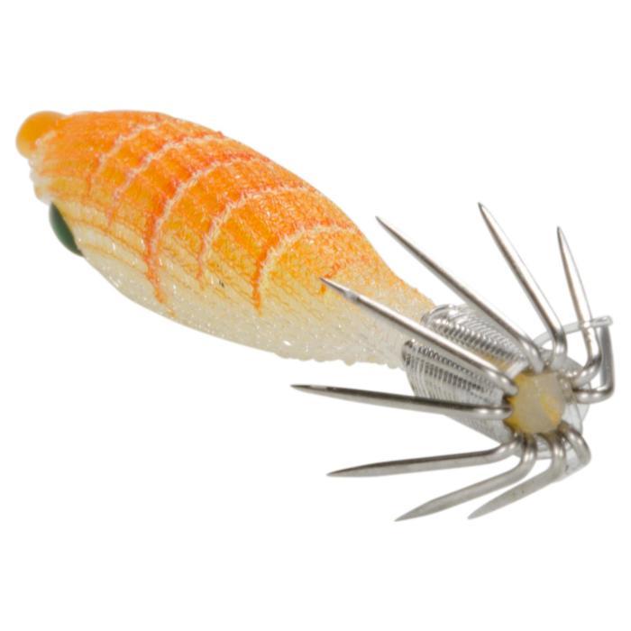 Kunstköder Ebika Soft 50 mm/1,8 g Tintenfischköder orange