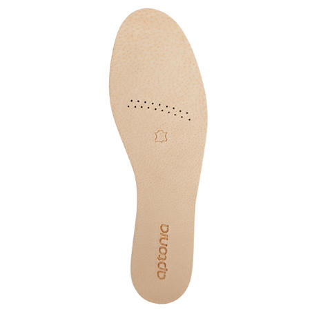 Walk 100 Leather Insoles - Brown