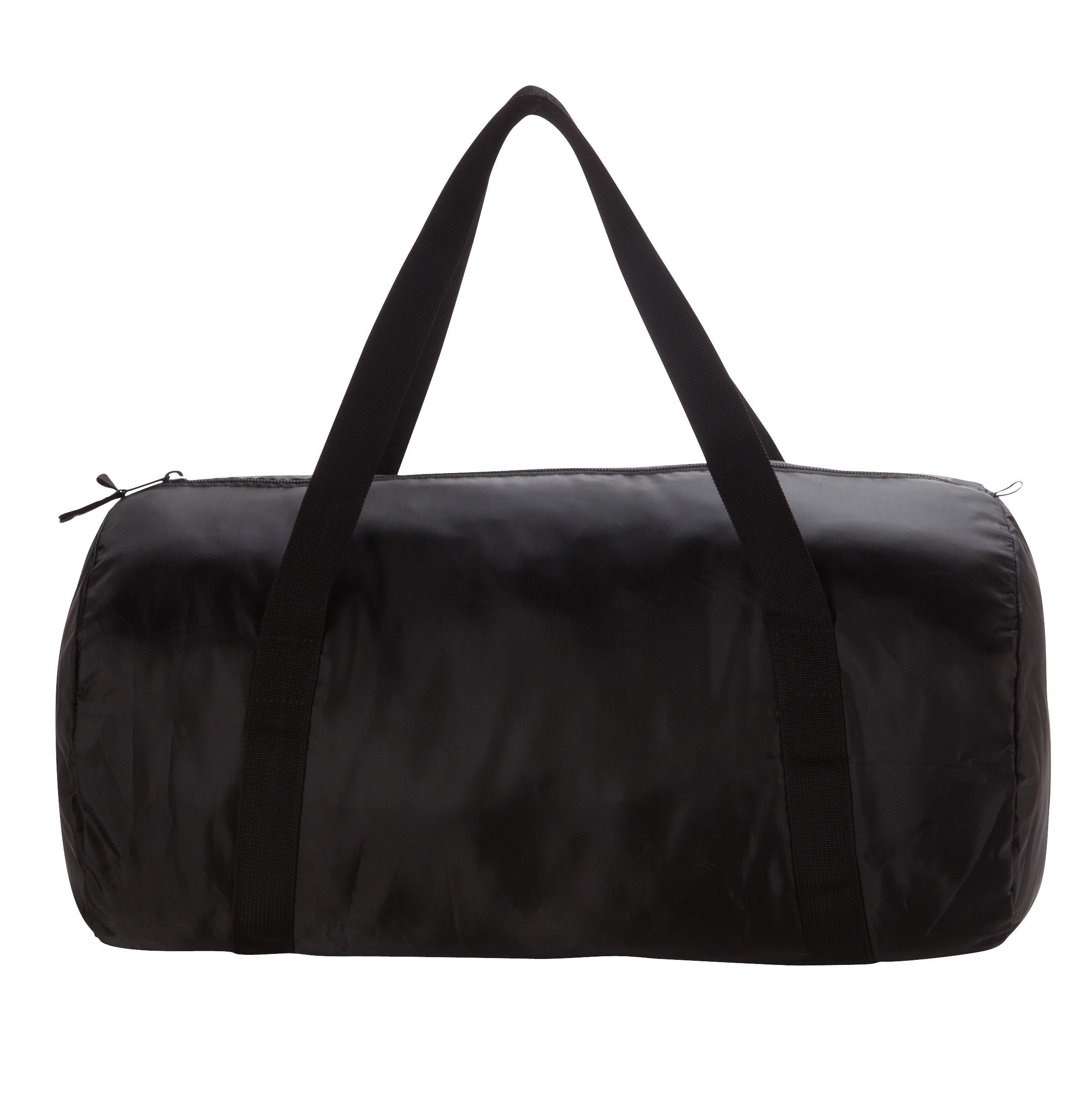 Fold-Down Cardio Fitness Bag 30L - Black