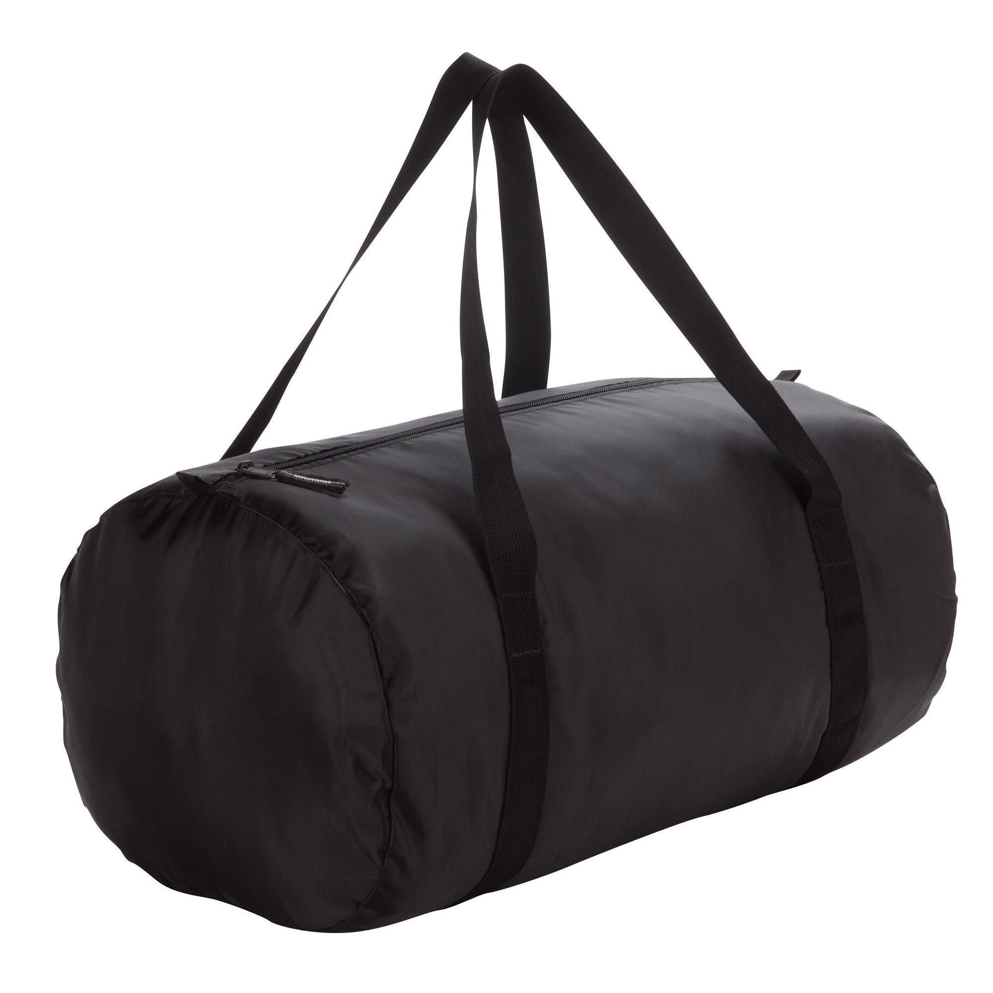 sac fitness pliable 30l noir domyos domyos by decathlon. Black Bedroom Furniture Sets. Home Design Ideas