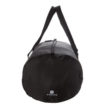 sac fitness cardio training pliable 30l noir domyos by decathlon. Black Bedroom Furniture Sets. Home Design Ideas