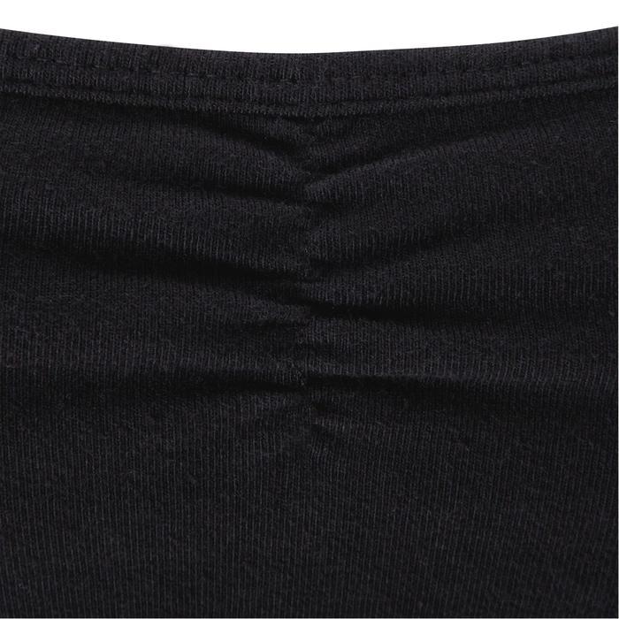 Brassiere fine bretelle danse noire femme - 395012