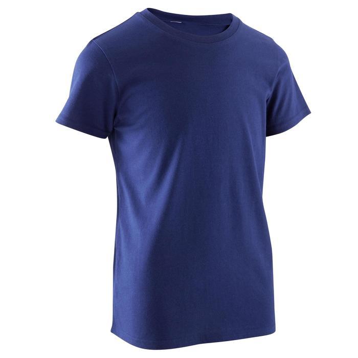 Tee shirt fitness garçon - 395650