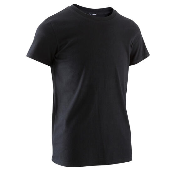 T-shirt Fitness jongens - 395659
