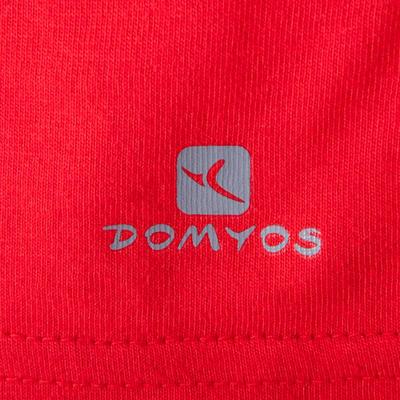 T-shirt gym garçon Sportee rouge