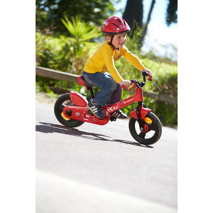 300 Children's Helmet - Red