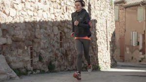 running oortjes
