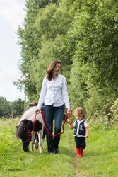 Rijbroek voor ponyrijden - 396853