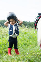 Rijbroek voor ponyrijden - 396855