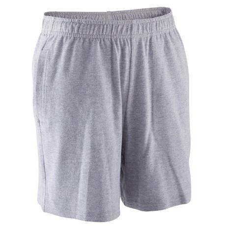 Pantaloncini bambino gym grigi  d7cf9dfca71e