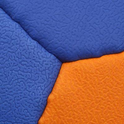 Ballon de handball enfant Wizzy Hand taille 1 bleu fonce orange