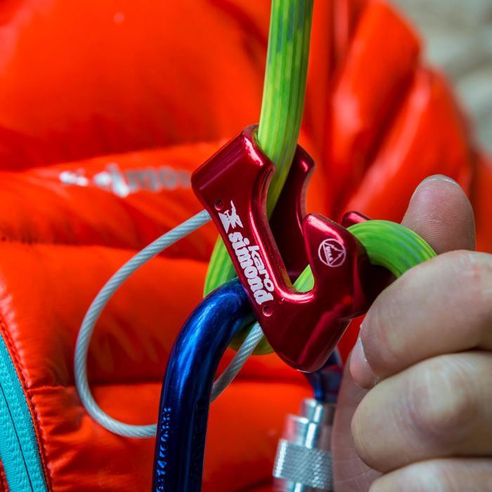 Zekeringsapparaat Karo rood