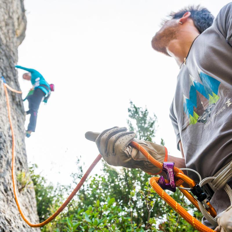 Climbing And Mountaineering SIMOND BELAYING GLOVE
