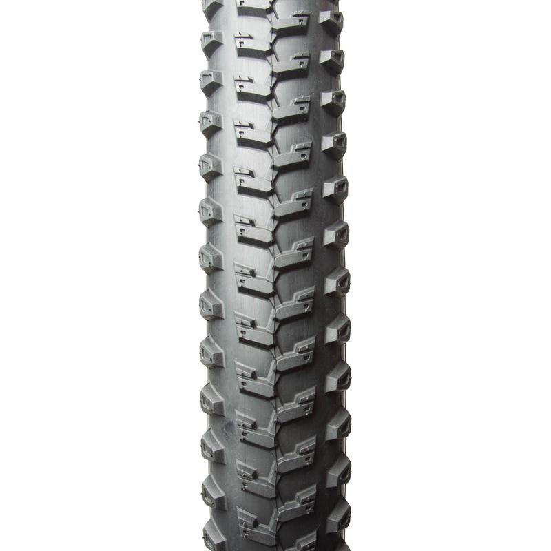 ยางจักรยานเสือภูเขาแบบขอบยางเสริมแรงขนาด 26x2 นิ้ว รุ่น All Terrain 5 สปีด / ETRTO 50-559