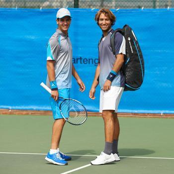 Tournament 930 Racket Sports Bag - Blue - 400040