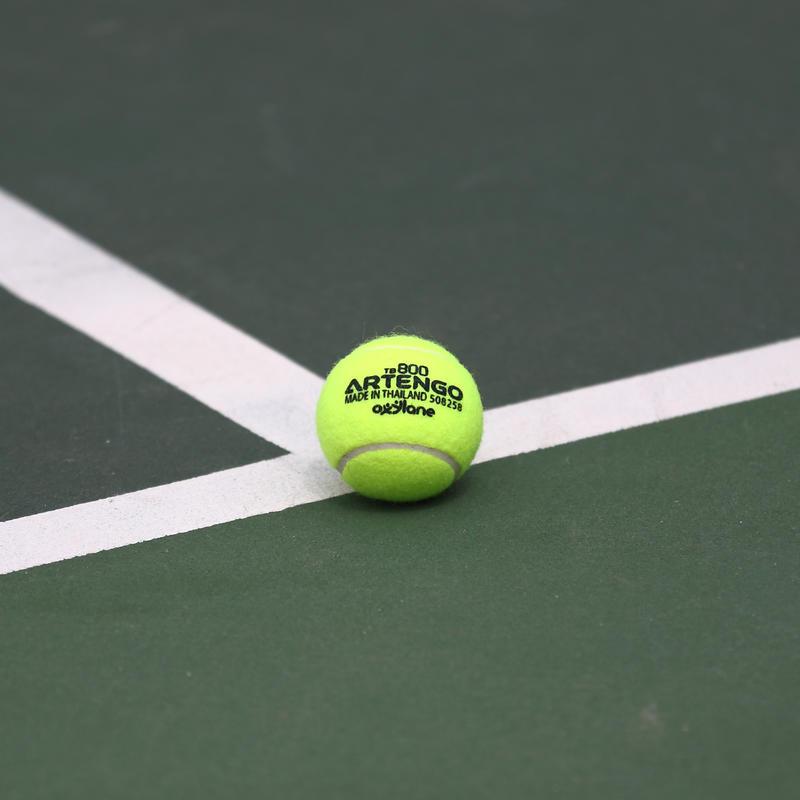 Tennis ball Beginner -TB800 Yellow