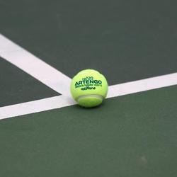 Tennisbal groene stip TB720 - 400313