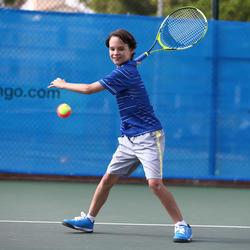Kinderpolo Soft voor tennis, padel, tafeltennis, badminton, squash - 400418