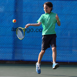 Kinderpolo Soft voor tennis, padel, tafeltennis, badminton, squash - 400430