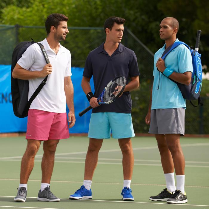 Herenshort Essentiel marineblauw 100 tennis/badminton/tafeltennis/padel/squash - 400702