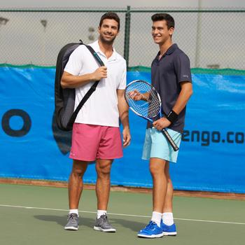 Herenpolo tennis Dry 100 - 400706