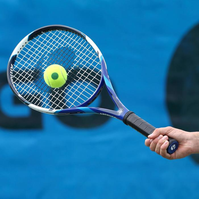 Tennisbälle TB120 3er Dose Wettkampf Kinder