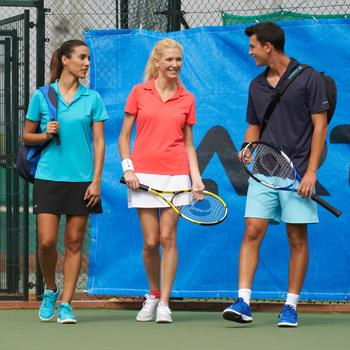 Herenpolo tennis Dry 100 - 400720