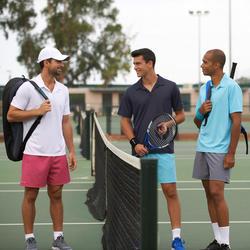 Sportshirt Essential 100 polo heren - 400724
