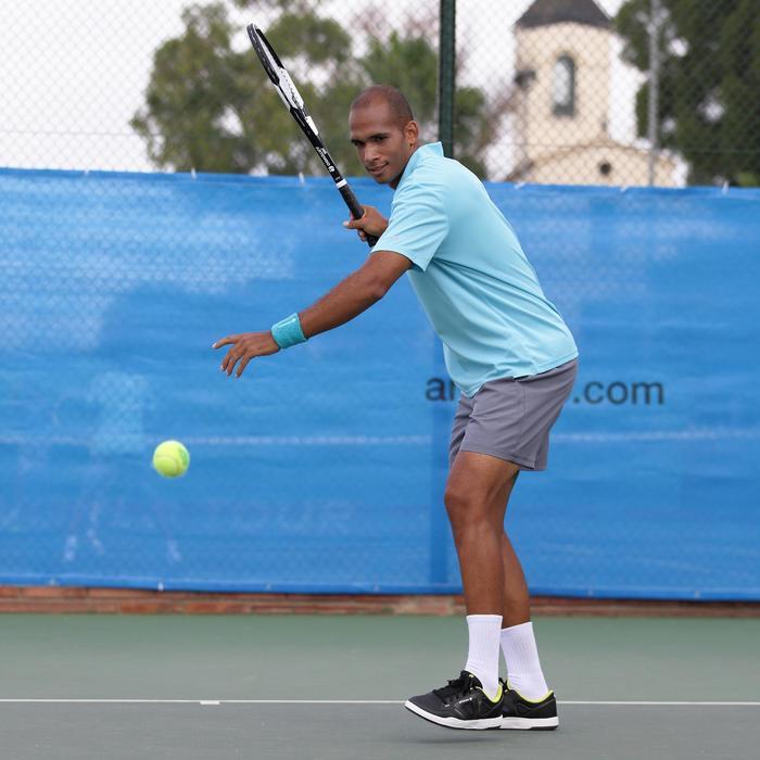 Herenshort Essentiel marineblauw 100 tennis/badminton/tafeltennis/padel/squash - 400799