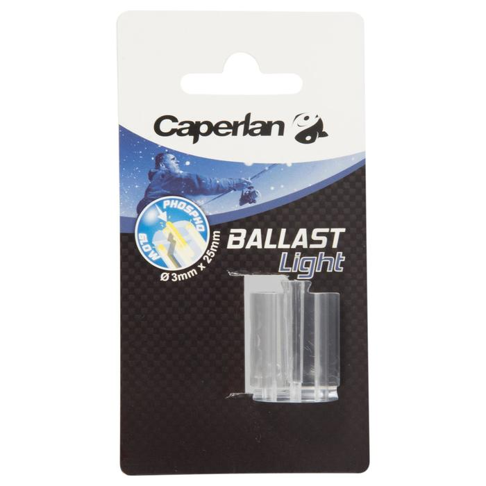 Angelbeschwerung Ballast Light, Zubehör Brandungsangeln