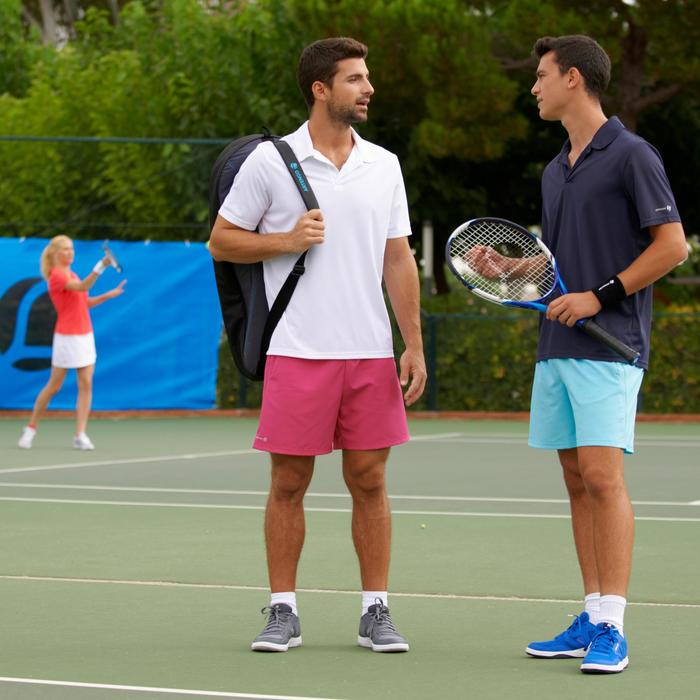 Herenpolo tennis Dry 100 - 401015