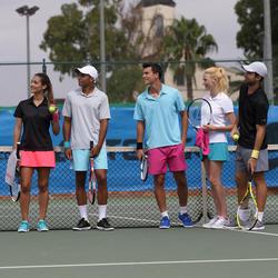 Sportshirt racketsporten Essential polo dames - 401121