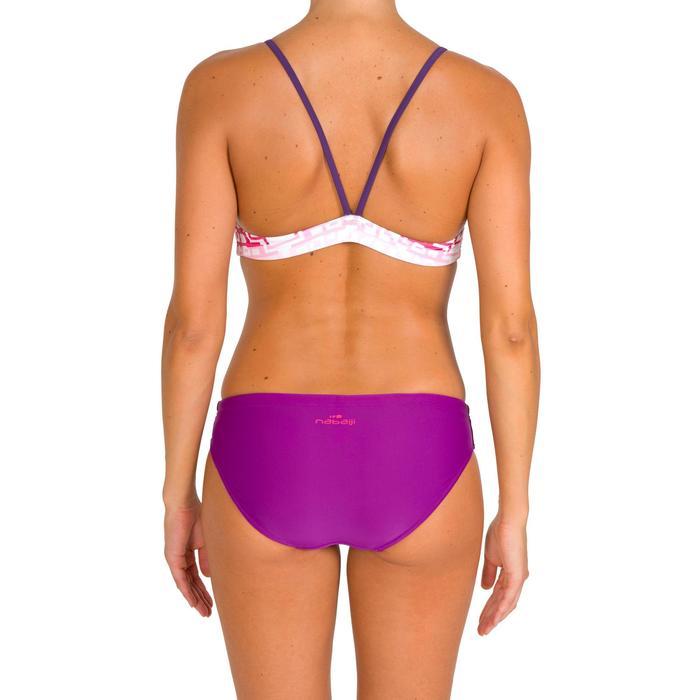 Bas de maillot de bain Riana violet