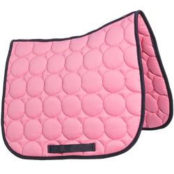 Zadeldek Love ruitersport roze - Shetlandpony - 401622