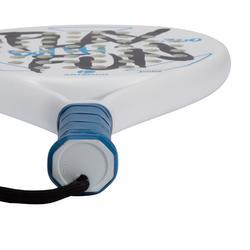Padelracket PR700 voor kinderen wit / blauw