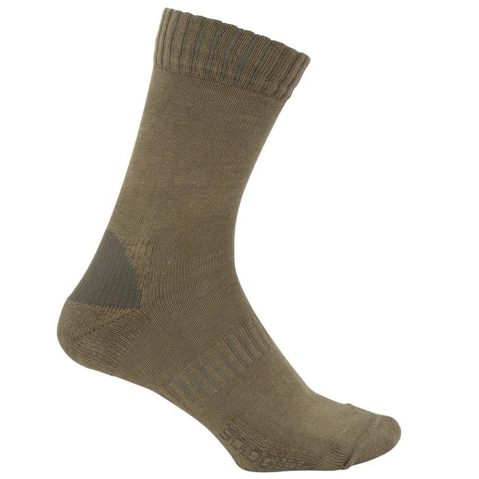 Chaussette chasse S100 beige - 40205