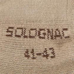Sokken Allseason High x2 beige - 40211