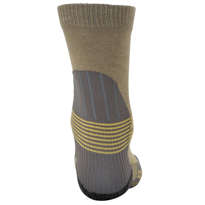 Chaussette chasse Max-breath 500 middle beige