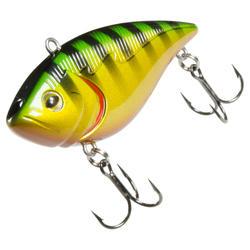 無舌板路亞釣魚栓型餌 KOWAI 70 條紋鱸魚