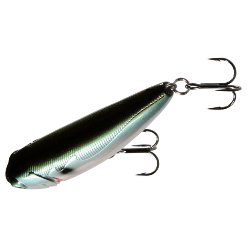 Pez nadador pesca MURRAY 80 HOLO GREEN